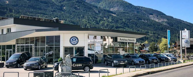 Autohaus Heinrich GmbH
